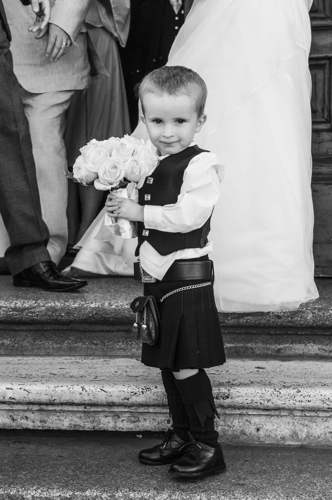 Matrimonio In Kilt : Momenti della cerimonia nuziale